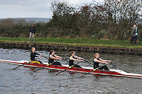 105 BRY Bryanston. Wycliffe Small Boats Head 2011. Saturday 3 December 2011. c. 2500m on the Gloucester Berkeley Canal
