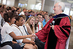 College of Business Freshman Convocation 2014
