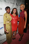 Honorees Keri Hilson, Egypt Sherrod and Estelle Attend the 3rd Annual WEEN Awards Honoring  Estelle, Keri Hilson, Tracy Wilson Mourning, Egypt Sherrod, Danyel Smith and Jennifer Yu Held at  Samsung Experience at Time Warner Center, NY  11/10/11