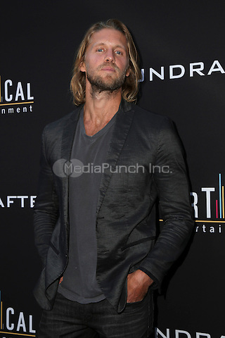 HOLLYWOOD, CA - JULY 11: Matt Barr at the premiere of Undrafted at the Arclight in Hollywood, California on July 11, 2016. Credit: David Edwards/MediaPunch