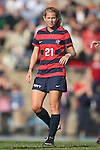 16 November 2013: Liberty's Rebecca Smith. The University of North Carolina Tar Heels hosted the Liberty University Flames at Fetzer Field in Chapel Hill, NC in a 2013 NCAA Division I Women's Soccer Tournament First Round match. North Carolina won the game 4-0.