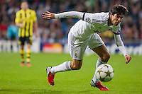 Kaka in a counterattack of Real Madrid