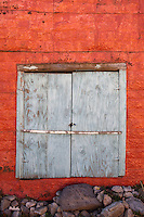 colorful-building-with-a-boarded-up-window-found-in- The Southwest