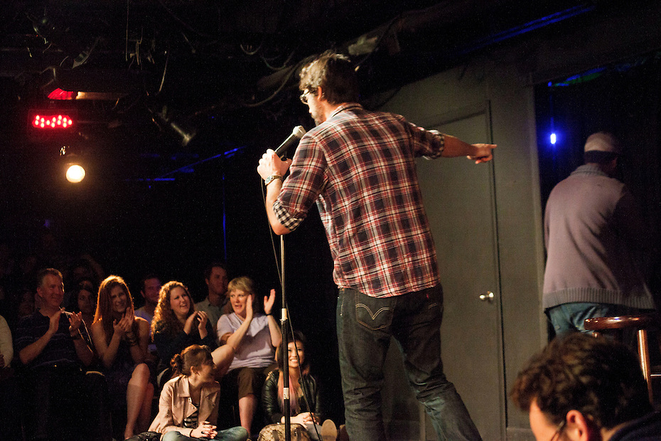 Baron Vaughn - Whiplash - UCB Theater - May 21, 2012