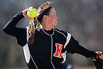 Kalamazoo College Softball vs Calvin - 4.5.11
