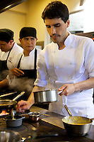 Virgilio Martinez, chef and owner of Central, a restaurant in Lima, Peru.