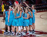 Stanford Basketball W vs UC Davis, December 4, 2016