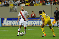 The 2010 Atlanta International Soccer Challenge was held, Wednesday, July 28, at the Georgia Dome, featuring a match between Club America and Manchester City. After regualtion time ended 1-1, Manchester City was awarded the victory, winning 4-1, in penalty kicks.The 2010 Atlanta International Soccer Challenge was held, Wednesday, July 28, at the Georgia Dome, featuring a match between Club America and Manchester City. After regualtion time ended 1-1, Manchester City was awarded the victory, winning 4-1, in penalty kicks.The 2010 Atlanta International Soccer Challenge was held, Wednesday, July 28, at the Georgia Dome, featuring a match between Club America and Manchester City. After regulation time ended 1-1, Manchester City was awarded the victory, winning 4-1, in penalty kicks.