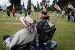 Memorial Day, Sequim View Cemetery