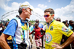 Jock Boyer and Daren Lill (National Team South Africa)