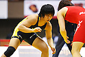 Kanako Murata, December 23, 2011 - Wrestling : All Japan Wrestling Championship, Women's Free Style -55kg Final at 2nd Yoyogi Gymnasium, Tokyo, Japan. (Photo by Daiju Kitamura/AFLO SPORT) [1045]