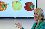 Foto: VidiPhoto<br /> <br /> NIEUW BERGEN - Portret van Chantal de Rijk, directeur commercie en marketing van Jan Linders supermarkten.