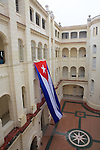 Cuban Flag, Museum Of The Revolution