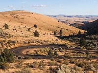 backroads, Central Oregon