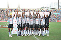 APRIL 1, 2012 - Rugby : APRIL 1, 2012 - Rugby : HSBC Sevens World Series Tokyo Sevens 2012, South Africa10-14 Fiji at Chichibunomiya Rugby Stadium, Tokyo, Japan. (Photo by Atsushi Tomura /AFLO SPORT) [1035]