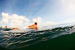 Morning Surf.