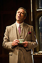 London, UK. 02.04.2014. ANOTHER COUNTRY, by Julian Mitchell, directed by Jeremy Herrin, opens at the Trafalgar Studios after a successful run at Chichester's Minerva Theatre last year. Picture shows: Vaughan Cunningham (Julian Wadham). Photograph © Jane Hobson.