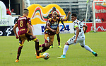 Deportes Tolima derroto 4x1 al Boyaca Chico FC  en la primera fecha del torneo apertura de la liga postobon  del futol Colombiano