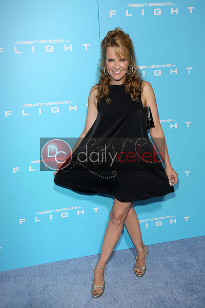 Lea Thompson<br /> at the &quot;Flight&quot; Los Angeles Premiere, Cinerama Dome, Hollywood, CA 10-23-12<br /> David Edwards/DailyCeleb.com 818-249-4998