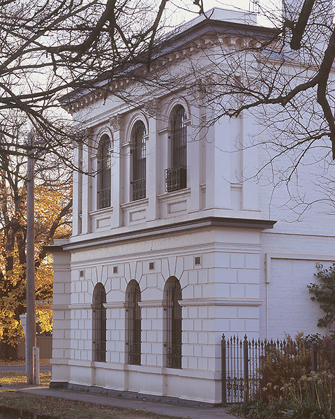 Old Bank, Newstead