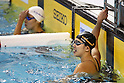 (L to R) Hanae Ito (JPN),Haruka Ueda (JPN), APRIL 10, 2011 - Swimming : 2011 International Swimming Competitions Selection Trial, Women's 100m Freestyle Final at ToBiO Furuhashi Hironoshin Memorial Hamamatsu City Swimming Pool, Shizuoka, Japan. (Photo by Daiju Kitamura/AFLO SPORT) [1045]