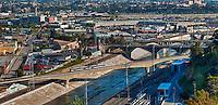 Downtown Los Angeles, Bridge, Industrial