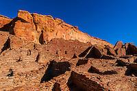 USA-New Mexico-Chaco Culture National Historic Park (Chaco Canyon)