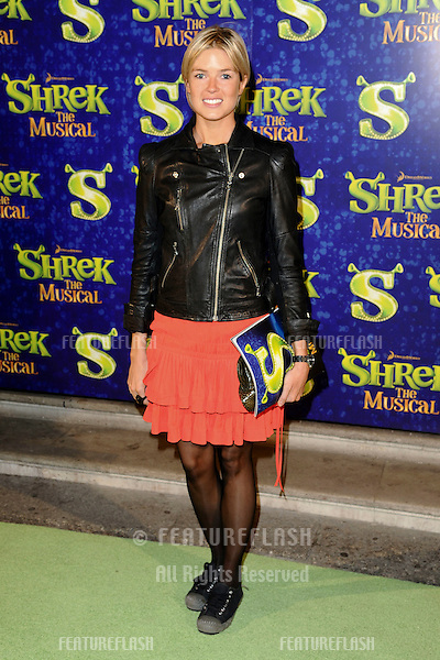 """Isabella Calthorpe arrives for the 1st night party of """"Shrek The Musical"""" at Somerset House, London. 14/06/2011  Picture by: Steve Vas / Featureflash"""