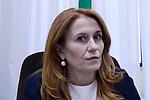 Monica Maggioni in Commissione vigilanza RAI