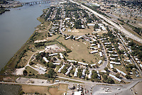 1997 September 23..Assisted Housing..Grandy Village...Aerial looking West...NEG#.NRHA#..