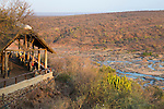 View from Olifants camp, Kruger national park, South Africa, September 2014