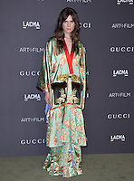 LOS ANGELES, CA. October 29, 2016: Transgender actress Hari Nef at the 2016 LACMA Art+Film Gala at the Los Angeles County Museum of Art.<br /> Picture: Paul Smith/Featureflash/SilverHub 0208 004 5359/ 07711 972644 Editors@silverhubmedia.com