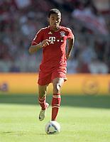 FUSSBALL   1. BUNDESLIGA  SAISON 2011/2012   5. Spieltag FC Bayern Muenchen - SC Freiburg         10.09.2011 Luiz Gustavo (FC Bayern Muenchen)