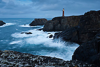 Butt of Lewis lighthouse, Isle of Lewis, Outer Hebrides, Scotland
