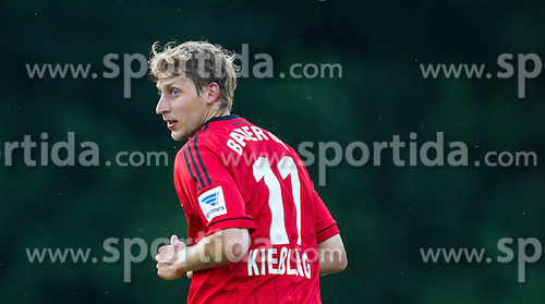 17.07.2013, Waldstadion, Puch, AUT, Testspiel, Bayer 04 Leverkusen vs Udinese Calcio, im Bild Stefan Kiessling, (Bayer 04 Leverkusen) // during a friendly Match between Bayer 04 Leverkusen and Udinese Calcio at the Waldstadion, Puch, Austria on 2013/07/17. EXPA Pictures © 2013, PhotoCredit: EXPA/ Juergen Feichter