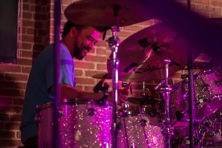 Durham, North Carolina - Friday May 6, 2016 - The Kamasi Washington performance Friday night at The Armory.