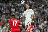 Champions League between Real Madrid and FC Bayern Munchen at Santiago Bernabeu Stadium  in Madrid
