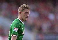 Fussball 1. Bundesliga   Saison  2012/2013   34. Spieltag   1. FC Nuernberg - SV Werder Bremen       18.05.2013 Nils Petersen (SV Werder Bremen)