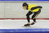 SCHAATSEN: HEERENVEEN: 24-10-2014, IJsstadion Thialf, Topsporttraining Team LottoNL - Jumbo, Stefan Groothuis, ©foto Martin de Jong