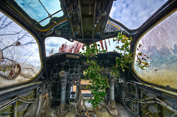 The Abandoned Airplane Graveyard of St. Augustine FL.