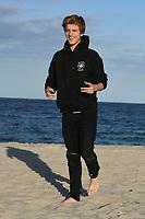 FORT LAUDERDALE FL - APRIL 25: Alex Lange poses for a portrait on Fort Lauderdale Beach on April 25, 2017 in Fort Lauderdale, Florida. Credit: mpi04/MediaPunch