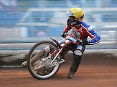 Leigh Lanham - Reading Bulldogs vs Lakeside Hammers - Elite League Speedway at Smallmead, Reading- 23-04-07 - MANDATORY CREDIT: Gavin Ellis/TGSPHOTO - IMAGES USED WILL BE INVOICED AT STANDARD RATES..