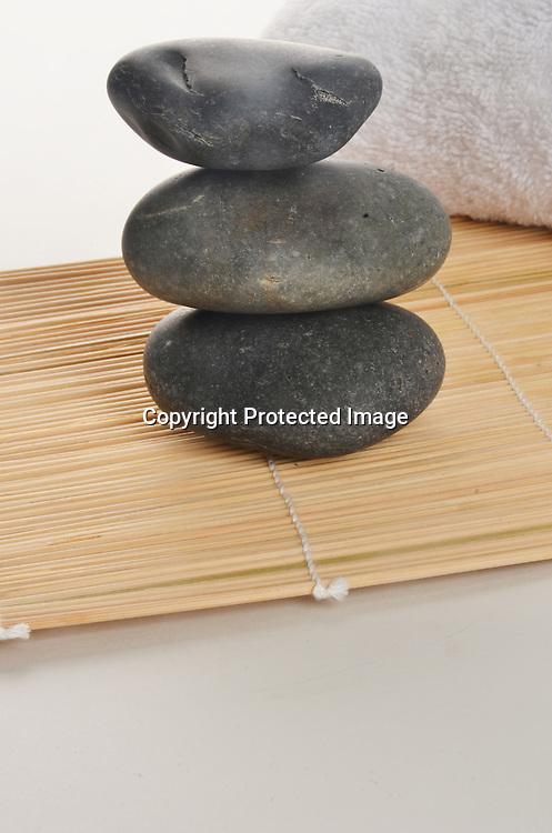 Holistic Spa Zen Setting