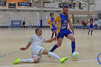 20161112 Futsal - National League