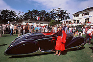 August 26th, 1984. 1939 Bugatti 57C.
