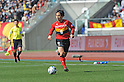 Shohei Abe (Grampus), FEBRUARY 26, 2011 - Football : FUJI XEROX Super Cup 2011 match between Nagoya Grampus Eight 1(3-1)1 Kashima Antlers at Nissan Stadium in Kanagawa, Japan. (Photo by AFLO).