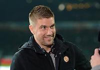 USSBALL   1. BUNDESLIGA    SAISON 2012/2013    10. Spieltag   Werder Bremen - FSV Mainz 05                             04.11.2012 Ivan Klasnic (1. FSV Mainz 05)