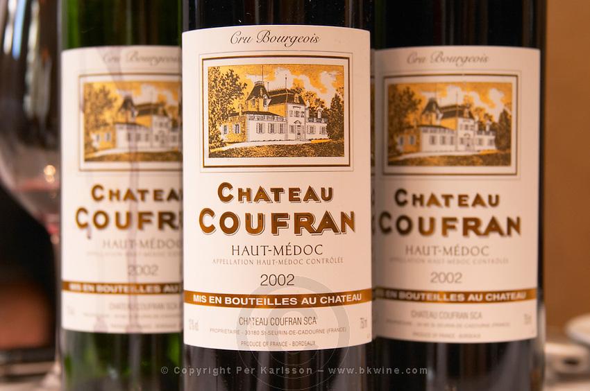 Chateau Coufran, Medoc, Bordeaux, France