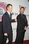 Matt Stone and Trey Parker attends th 66th Annual Tony Awards on June 10, 2012 at The Beacon Theatre in New York City.
