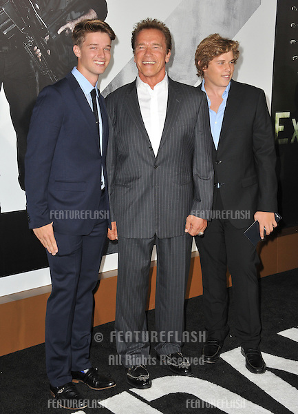 Expendables 2 LA Premiere | Featureflash Photo Agency